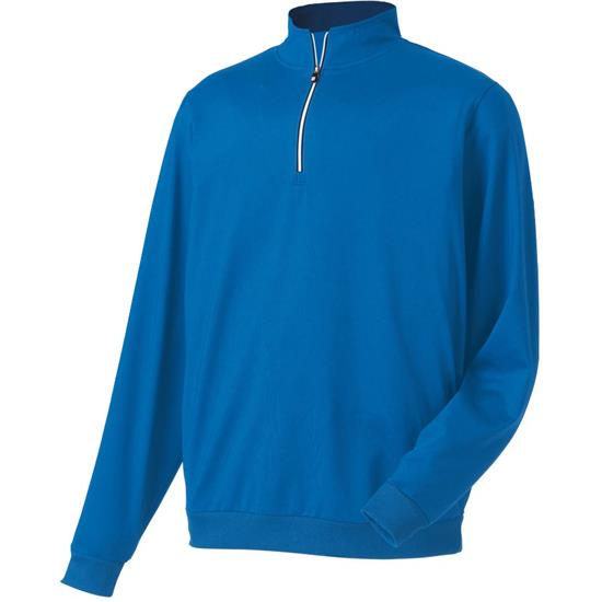 FootJoy Men's Performance Half-Zip Pullover with Gathered Waist