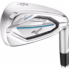 Mizuno JPX-900 Hot Metal Iron Set for Women
