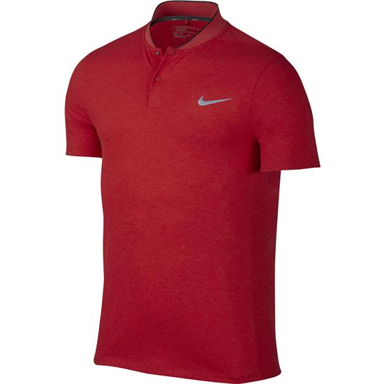 Nike Men's MM Fly Dri-Fit Wool Polo