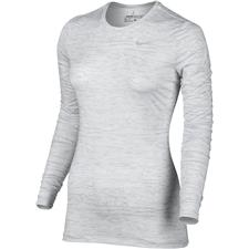 Nike Printed Base Layer Crew for Women Manf. Closeout