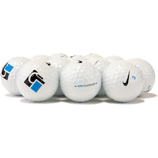 Nike RZN Tour Platinum Golf Balls