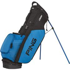 PING 4 Series Personalized Carry Bag - Black-Birdie Blue