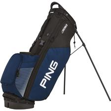 PING 4 Series Personalized Carry Bag - Black-Navy-White