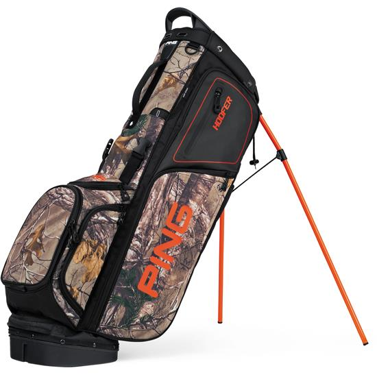 PING Hoofer RealTree Xtra Carry Bag - 2017 Model