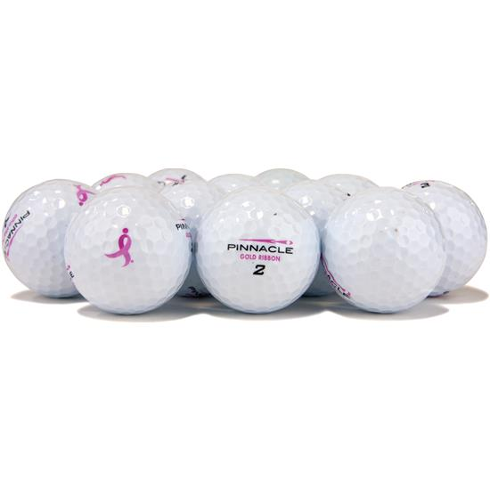 Pinnacle Gold Lady Logo Overrun Golf Balls - Black Numbers