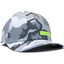 Srixon Men's 6P Bar Tag Personalized Hat - White-Camo
