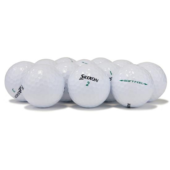 Srixon Prior Generation Soft Feel Logo Overrun Golf Balls