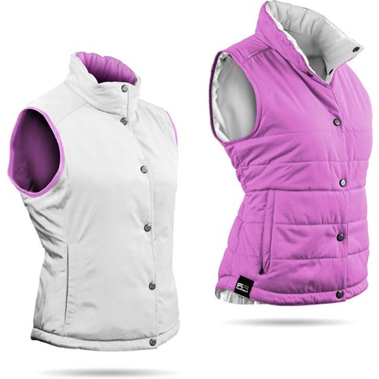 Sun Mountain Alpine Reversible Vest for Women