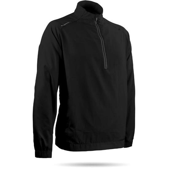 Sun Mountain Men's Brushed Solo Windshirt
