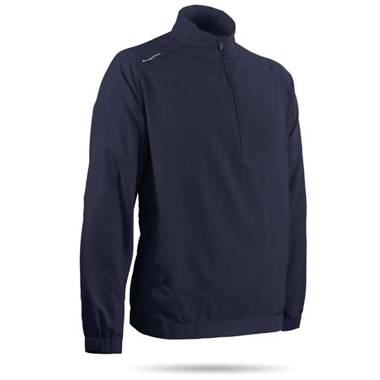 Sun Mountain Men's Brushed Solo Windshirt - 2017 Model