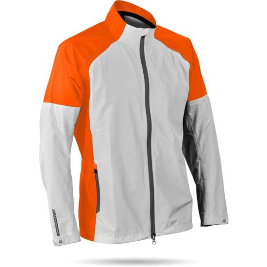 Sun Mountain Men's Cumulus Rainwear Jacket - 2017 Model