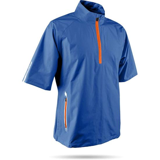 Sun Mountain Men's Cumulus Short Sleeve Pullover