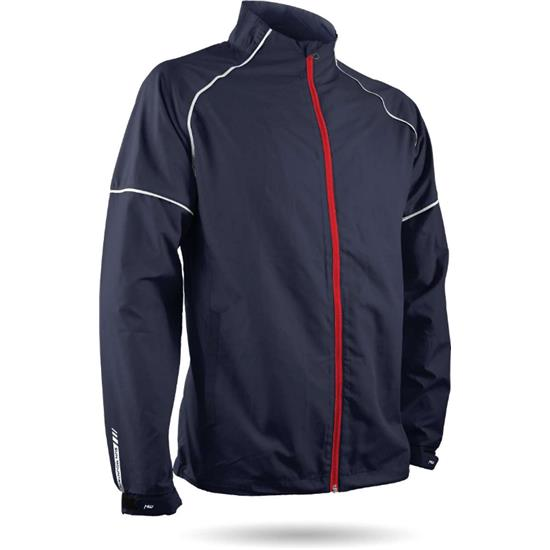 Sun Mountain Men's Headwind Windwear Jacket - 2017 Model