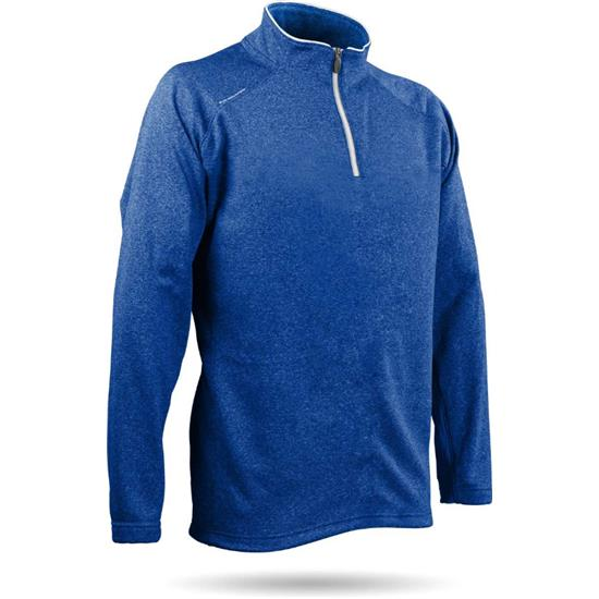 Sun Mountain Men's Heathered Fleece Pullover