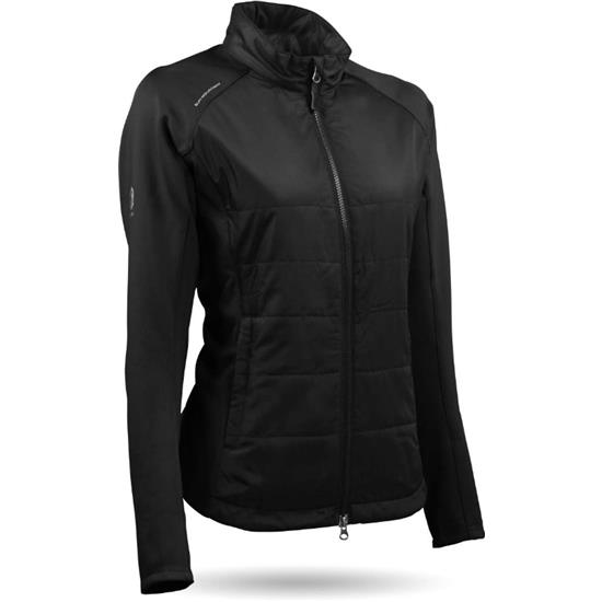 Sun Mountain Hybrid Windwear Jacket for Women - 2017 Model