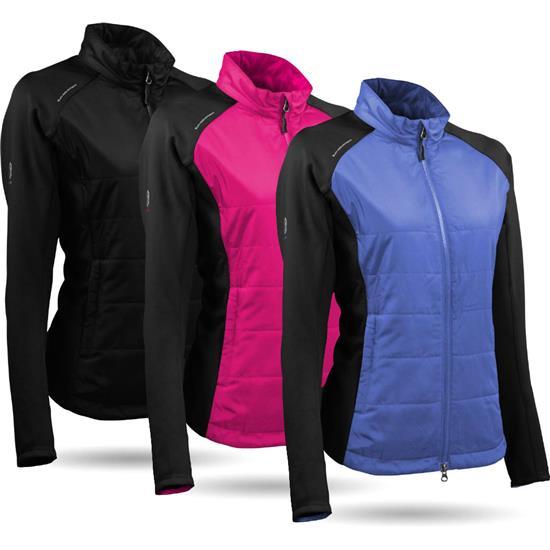Sun Mountain Hybrid Windwear Jacket for Women