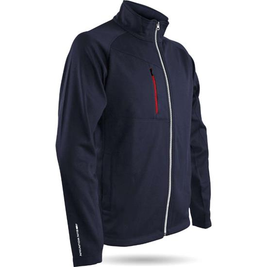 Sun Mountain Men's Isotherm Jacket - 2017 Model