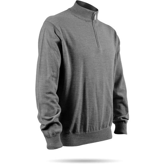 Sun Mountain Men's Merino Wool Sweater