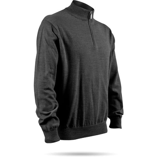 Sun Mountain Men's Merino Wool Sweater - 2017 Model