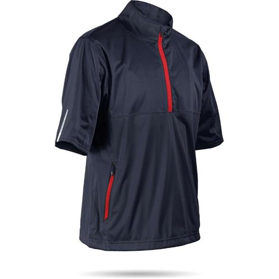 Sun Mountain Men's RainFlex Short Sleeve Pullover