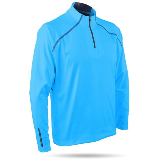 Sun Mountain Men's Second Layer Pullover - 2017 Model
