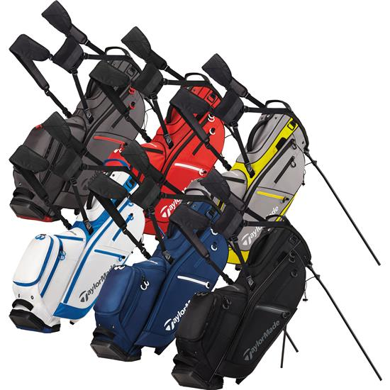 Taylor Made Flextech Crossover Stand Bag Golfballs Com