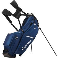 Taylor Made Flextech Crossover Personalized Stand Bag - Navy