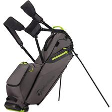 Taylor Made Flextech Lite Personalized Stand Bag - Grey-Green