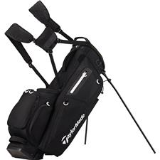 Taylor Made Flextech Personalized Stand Bag - Black