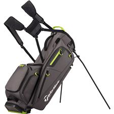Taylor Made Flextech Personalized Stand Bag - Gray-Green