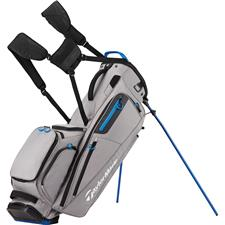 Taylor Made Flextech Personalized Stand Bag - Gray-Royal