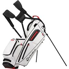 Taylor Made Flextech Personalized Stand Bag - White