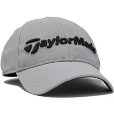 Taylor Made Men's Junior Radar Personalized Hat - Gray