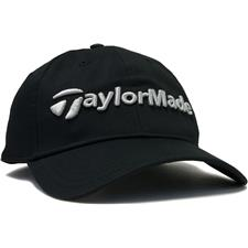 Taylor Made Men's Lifestyle Tradition Lite Personalized Hat - Black