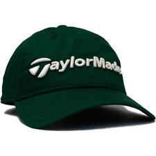 Taylor Made Men's Lifestyle Tradition Lite Personalized Hat - Forest Green