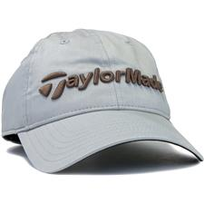Taylor Made Men's Lifestyle Tradition Lite Personalized Hat - Gray