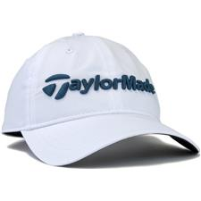 Taylor Made Men's Lifestyle Tradition Lite Personalized Hat - White