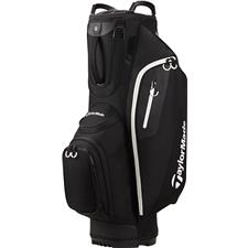 Taylor Made Lite Personalized Cart Bag - Black