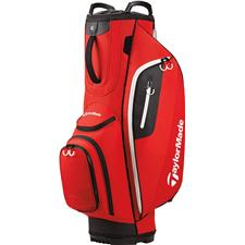Taylor Made Lite Personalized Cart Bag - Red