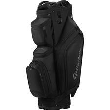 Taylor Made Supreme Personalized Cart Bag - Black