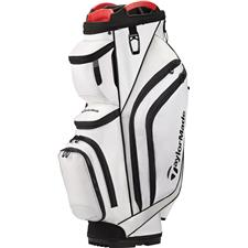 Taylor Made Supreme Personalized Cart Bag - White
