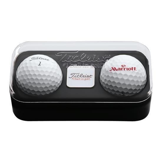 Titleist 2-Ball Pack with Ball Marker