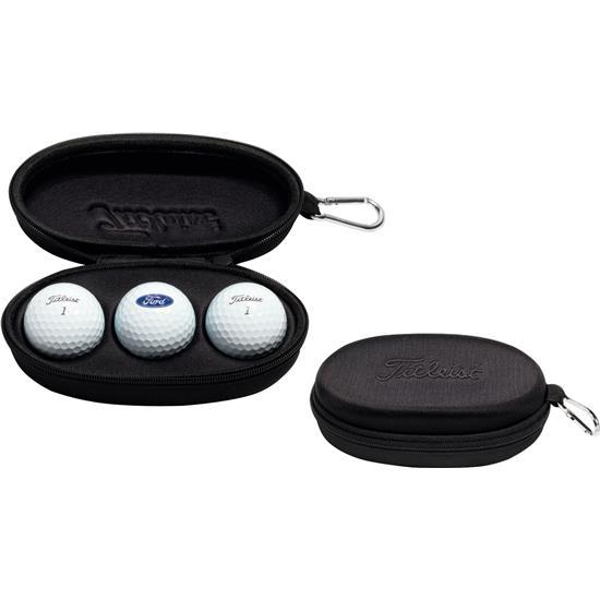 Titleist 3-Ball Sunglass Case