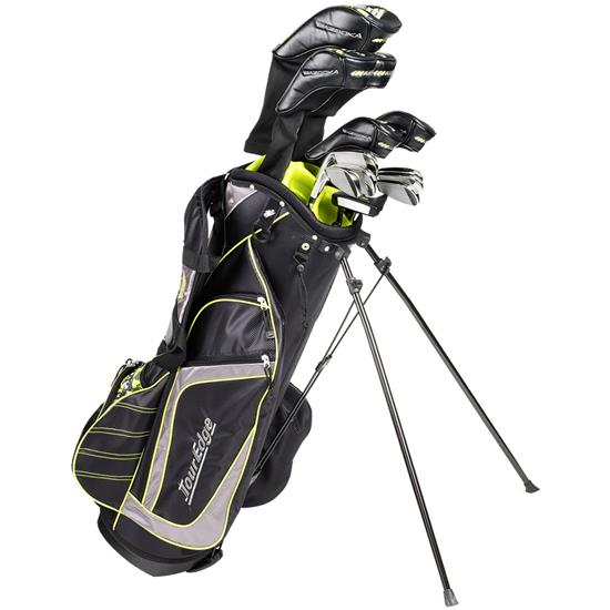 Tour Edge Bazooka 460 Black Graphite/Steel Full Set