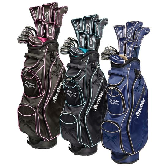 Tour Edge Moda Silk Complete Set for Women