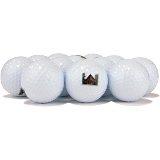 Wilson Blank Golf Balls