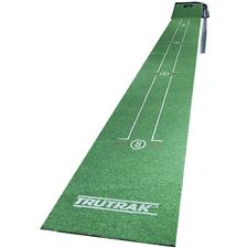 World of Golf True Trak Putting Mat