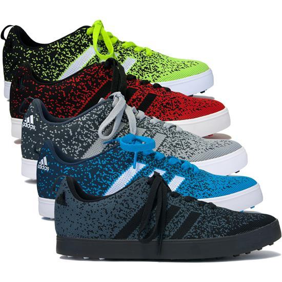 Adidas Men's Adicross Primeknit Spikeless Golf Shoes