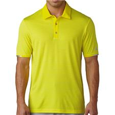 Adidas Men's Climachill Tonal Stripe Polo