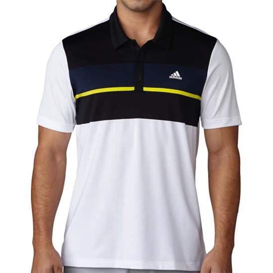Adidas Men's Climacool Engineered Block Polo